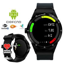 GSM SmartWatch by Indigi® - Google Play Store - Heart Rate