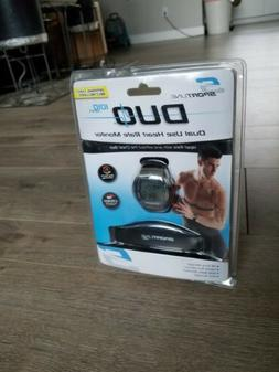 Sportline Duo 1010 Heart Rate Monitor Watch with Chest Belt