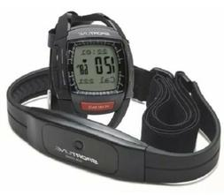 Sportline 660 Men's Cardio Coded Heart Rate Monitor Set WATC