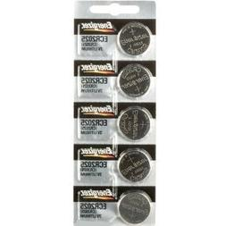 CR2025 Energizer Lithium Batteries