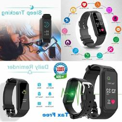 Fitness Health Activity Tracker Watch For Men and Women With