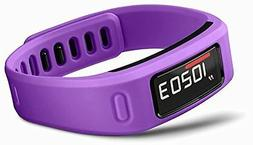 Garmin vívofit Fitness Band - Purple Bundle