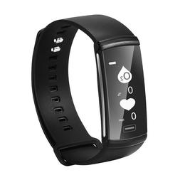 Activity Tracker Fitness Health Pedometer Meter Heart Rate M