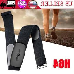 Adjustable Bluetooth Heart Rate Monitor Belt Chest Strap for
