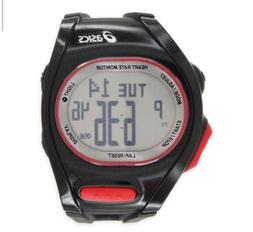 Asics AH01 Heart Rate Monitor Sports Watch  New Tri Ironman