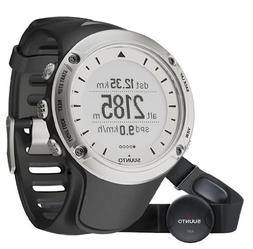 Suunto Ambit Heart Rate Monitor: Silver SS018371000