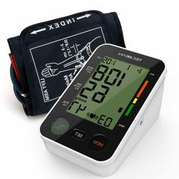TEC.BEAN Automatic Upper-Arm Digital Blood Pressure Monitor