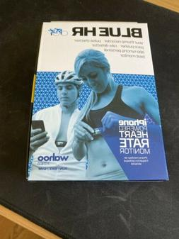 Wahoo BLUEHR Heart Rate Monitor for iPhone and Android