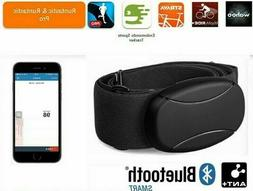 Bluetooth 4.0 ANT+ Heart Rate Monitor Chest Strap Pulse Sens