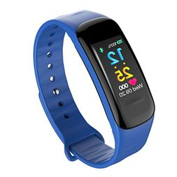 HP95 Blue Tooth Smart Watch, Waterproof Fitness Tracker Bloo