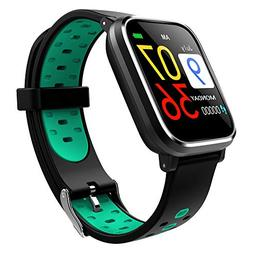 Bluetooth Smart Watch:All-Day Heart Rate and Activity Tracki