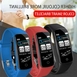 Bluetooth Smart Watch Heart Rate Monitor Tracker For iOS Wom