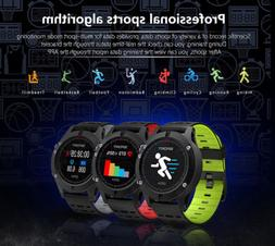 Bluetooth Sport Monitor Outdoor SmartWatch GPS Thermometer A