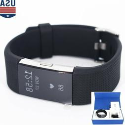 charge 2 heart rate monitor fitness activity