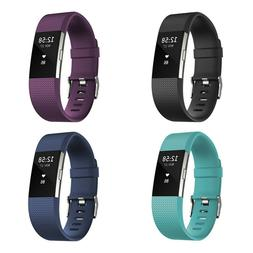 Fitbit Charge 2 HR Heart Rate Monitor Fitness Wristband Trac