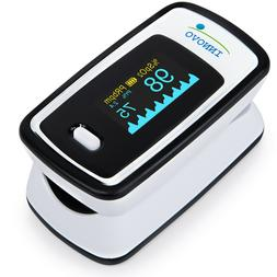 Innovo Deluxe Fingertip Pulse Oximeter Blood Oxygen Monitor