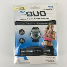 Sportline DUO 1010  Heart Rate Monitor