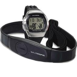 Sportline DUO 1010 Men's Dual Use Heart Rate Monitor with Ch