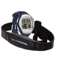Sportline DUO 1010 Women's Dual Use Heart Rate Monitor with