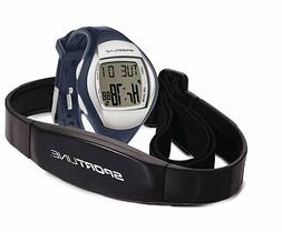 Sportline DUO 1010 Womens Dual Heart Rate Monitor Chest Belt