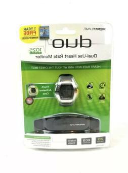 Sportline Duo 1025 Woman's Dual Use Heart Rate Monitor Watch