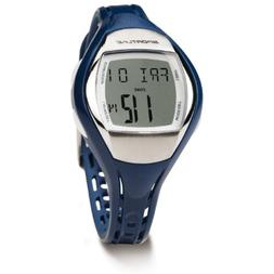 Sportline DUO Dual-use Heart Rate Monitor Blue Wristwatch an