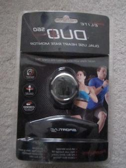 Sportline Elite Duo 560 Dual Use Heart Rate Monitor Sport Wa
