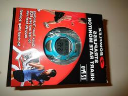 BOWFLEX EZ PRO Strapless Heart Rate Monitor Watch Teal New I