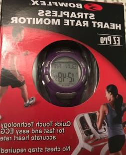 ez pro strapless heart rate monitor watch