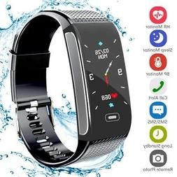 Fitness Activity Tracker-Heart Rate Monitor Sport Bracelet P