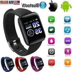 Smart Watch Band Fitness Activity Tracker for Heart Rate Oxy