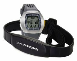Fitness Heart Rate Monitor Sportline 1025 Women's Duo Gray