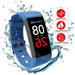 Heart Rate Monitors Fitness Tracker Blood Pressure Sleep R11
