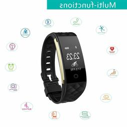 Fitness Tracker Health Sleep Activity Watch Wristband with H