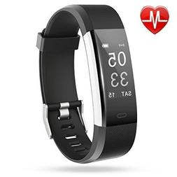 Lintelek Fitness Tracker, Heart Rate Monitor Activity Tracke