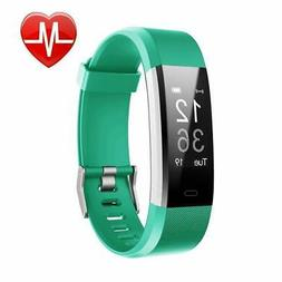 LETSCOM Fitness Tracker HR, Heart Rate Monitor Watch for Kid