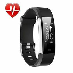 fitness tracker hr watch heart rate monitor