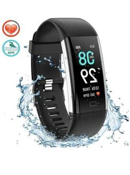 Fitness Tracker Watch, Activity Tracker Health Exercise w.He