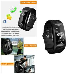 Fitness Watch Waterproof Activity Tracker With Heart Rate Mo