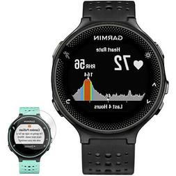 Garmin Forerunner 235 GPS Watch with Heart Rate Monitor Blac
