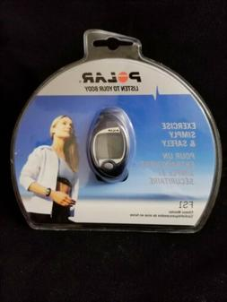Polar FS1 Fitness Monitor Watch With Hear Rate Tracker NEW S