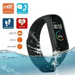 Hot Black Global Version Smart Wristband Watch OLED Touch Sc