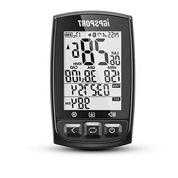 iGPSPORT GPS Wireless Bike Computer with ANT+ Function iGS50