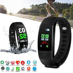 Health Fitness Tracker Activity Heart Rate Step Monitor Spor