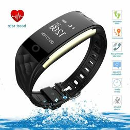 Health Sleep Activity Fitness Tracker Heart Rate Monitor for