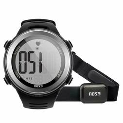 Heart Rate Monitor EZON Digital Watch Running Sports Watches