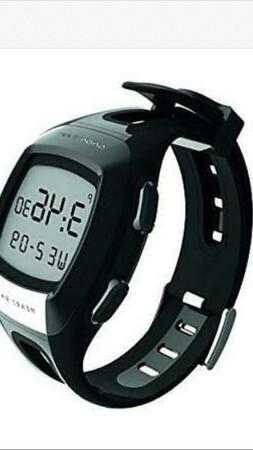 SportLine Heart Rate Monitor Fitness Running Watch One Touch