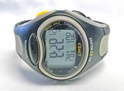 Timex Heart Rate Monitor Indiglo Digital Watch RSS 210 WR 50