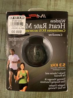 Heart rate Monitor Watch & Strap  Brand New