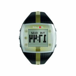 Heart Rate Monitor Watch - Polar® FT7F - Black/Gold - for F